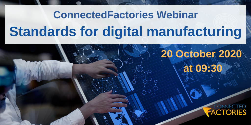 ConnectedFactories webinar