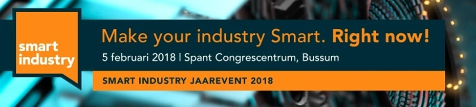 Smart Industry Jaarevent