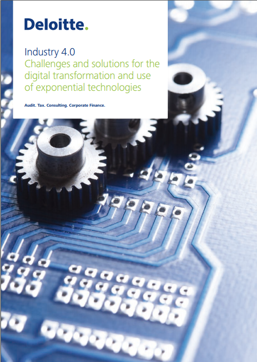 Challenges and solutions for the digital transformation and use of exponential technologies - Industry 4.0