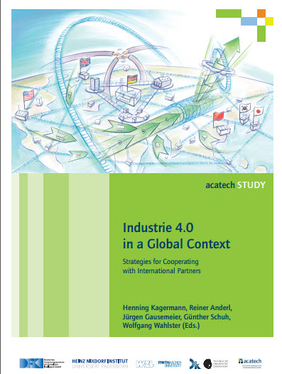 Industrie 40 in a global context